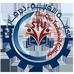 الكلية التقنية / ذي قار Logo